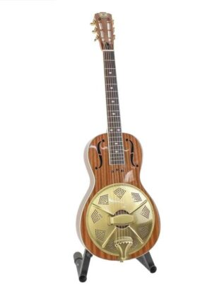 Wood Body Parlor Resonators
